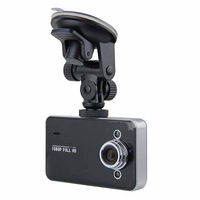 Car DVR K6000 with HD 1080P 2.7'' LCD Vehicle Car DVR Recorder FL Night Vision HDMI H.264 Free shipping K6000
