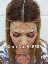 popular headdress gold