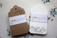 Wholesale,(1 Lot=5 sets=100 sheets cards) Craft Gifts DIY Scrapbooking Paper Kraft Card Christmas Postcard Wedding Postcards