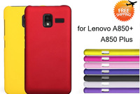 Slim Premium Hard Back Shell Case Cover For Lenovo A850+ A850 Plus