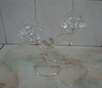 Wrought iron candle table wedding supplies candle table mousse vertical mousse