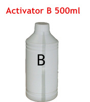 Free shipping Activator B 500ml for Water Transfer Printing Film/trigger for hydrographic film, decorative material