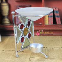 Wrought iron accessories fashion derlook mousse candlesticks 5
