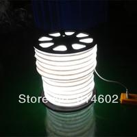 110V Super bright  white LED neon light Waterproof neon 110V Flexible LED neon light Good quality