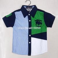 5pcs/lot Wholesale 2014 NEW Summer Kids Tops Cartoon T shirt Children Boy shirt /kids t shirt /Children T shirts