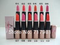 2014 NEW Makeup rihanna RiRi Hearts Lipstick / lip balm 12color  Free Shipping $3.99