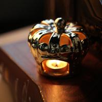 878 4 flowerier - gold fashion mousse ceramic plating mousse
