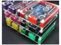 Cduino Protective Box UNO R3 Acrylic Case ATMEGA Pibox Multicolor Rainbow Shell Protection Cover ATMEGA328P ATMEGA 328 2560 DIY