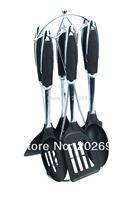 Wholesale Shipping 7 Piece Nylon Cooking Tools kitchen utensils set