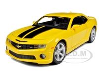 Maisto bumblebee CHEVROLET alloy car model yellow
