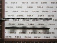 2.54mm single breasted long pin single pin long 17mm 1 40pin
