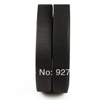 "(CM775) 25 Meters Black Sew On Velcro Roll 3/4"" Wide Hook Loop Tape 20mm"