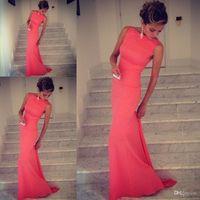 Elegant Women Open Back Floor Length Maxi Mermaid Party Dresses Evening Dresses Arrival Vestidos De Fiesta Gown