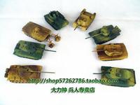 World war ii World war ii 4d tanks model boxed finished products