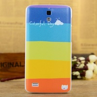 Free Shipping New style High quality Colored Drawing Cover Case for Huawei A199 case