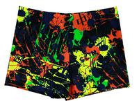 New Arrival Men's gradient color fashion sexy male swimming trunks swimwear briefs