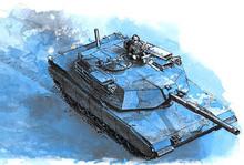 popular paper tank models