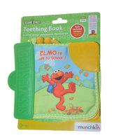Sesame street teeching book Alphanumeric baby early education baby kid cloth books wholesale