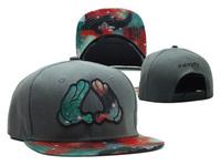2014 new colorful hands grey adjustable baseball snapback hats and caps for men/women sports hip hop street outdoor sun cap