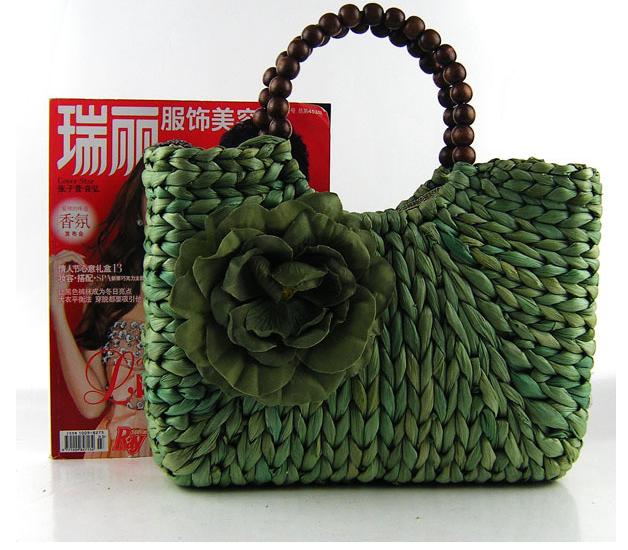 Knitted Over The Shoulder Bag 57