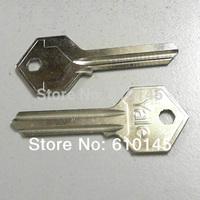 A506 blank key for house door key.brass Yale key
