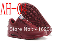 Free Shipping Mix Order 9 Colors Wholesale Famous Hyperfuse Prm American Flag Men's Sports Running Shoes Size:40-46