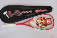 free shipping ! Carbon squash rackets 120 ,  ,1 pcs price