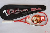 free shipping ! Carbon squash rackets 120 ,  ,1 pcs price
