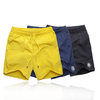 summer Hot 2014 French fashion brand designer men's sport leisure beach surf high-quality swimming shorts men beach pants