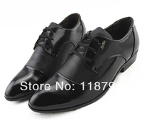 Free Shipping Mens Oxfords Shoes Genuine Leather Business Dress Shoes