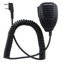 New 2014 Original BaoFeng walkie talkie Speaker Mic. Microphone For portable Radio UV-5R UV-B5 BF-777S  KG-UVD1P UV973 TK port