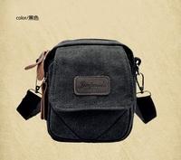 2014 New 5 Styles Fashion High Quality Canvas Messenger Bag Men Sport Brand Designer Cross Body Handbags small bag
