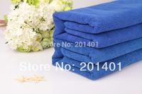 Free shipping 50x100cm Microfiber Towel Fast Drying Travel Beauty Hair Dry Towel  6pcs/lot