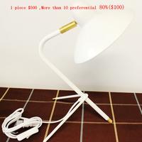 New modern home study creative thinking triangular lamp table lamp office lamp