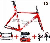 road bike carbon frame Time RXR  T2  Ulteam Carbon Module Frame, bicycle Frame,fork,headset,seat,clamp,handlenar,stem