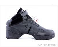 New Hot Selling Genuine Leather Women Men Mordern Shoes Fashion Brand Jazz Dance Shoes Children-Parents Dance Shoes
