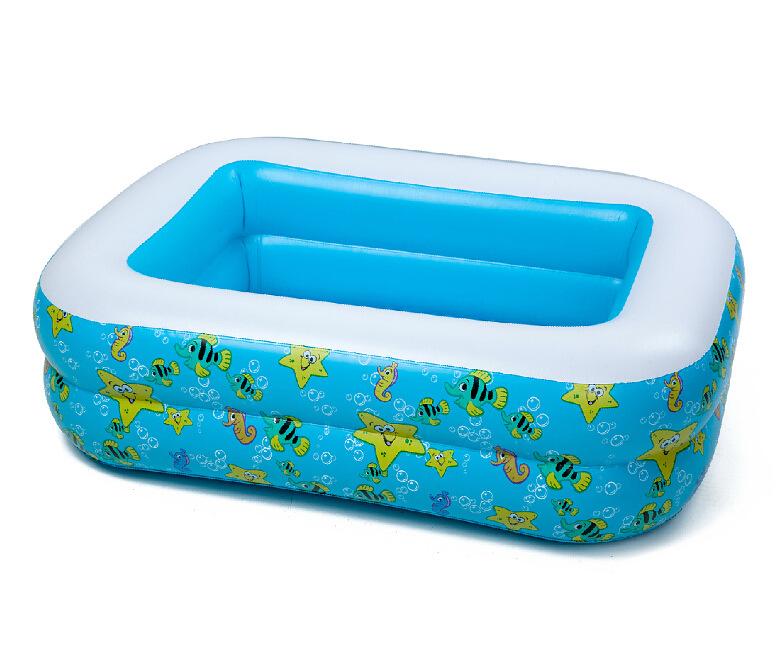 Tinas De Baño Inflables:de alta calidad de bebé y niños inflables piscina de natación para