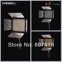 Free shipping Yongnuo YN-300 II Studio Video Light LED Photo light Adjust Illumination Dimming LED Video Light for DSLR + Remote