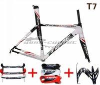 road bike carbon frame Time RXR  T7  Ulteam Carbon Module Frame, bicycle Frame,fork,headset,seat,clamp,handlenar,stem