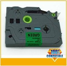 12mmX8m TZ-731,TZe731 For TZ tape TZ731 (TZ-731) Compatible P-Touch Tape PT-1000 label maker
