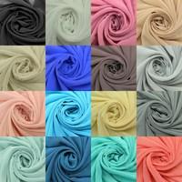 75d chiffon cloth clothes georgette fabric clothes fabric maghreb one-piece dress chiffon cloth