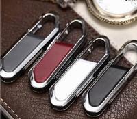 Hanging-buckle-Leather Model USB 1--16g Cartoon Memory Pen Drive Disk Flashing Gift USB Flash Drive