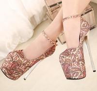 NEW platform heels red bottoms high heels women pumps lady dress shoes women's summer and autumn shoes free shipping SN-120