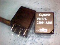 Free shipping 5PCS   V23072-C1061-A308 12VDC 4117-2A