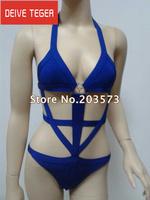 Free Shipping 2014 new  Region Bandage HL  Swimsuit Paris Beachwear Swimwear Bikini blue HL972