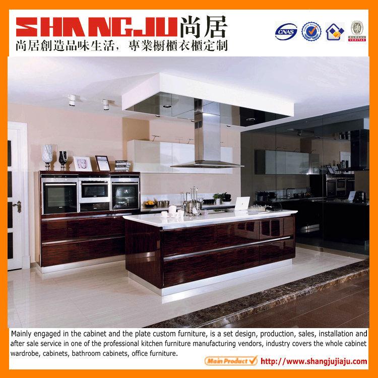 modern elegant hydraulic hinges kitchen cabinet(China (Mainland))