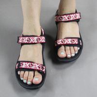 HOT! 2014 women hiking sandals women flat heel hiking sandals women's shoes fashion slip-resistant 271  FREE SHIPPING