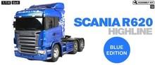 1/14 Tamiya Scania R620 6x4 Highline Tractor Truck(China (Mainland))
