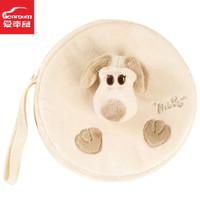 Mud cartoon dog car cd package cd bag nb-213kt