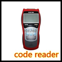 New 2014 for the car Code Reader Scanner Tool OBD-II English/Spanish suitable for almost all cars after 2001 (EOBD-II OBD2)